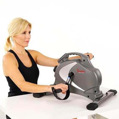 SF-B0418_arm under desk bike exerciser for arms